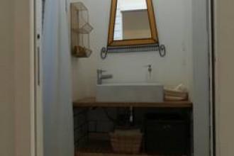 Salle d'eau du Calabert